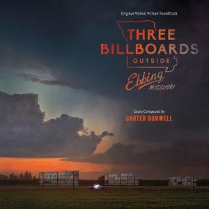 #31 - V Bruggách/Tři Billboardy kousek za Ebbingem - Carter Burwell