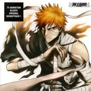 #35 – Bleach - Shiro Sagisu