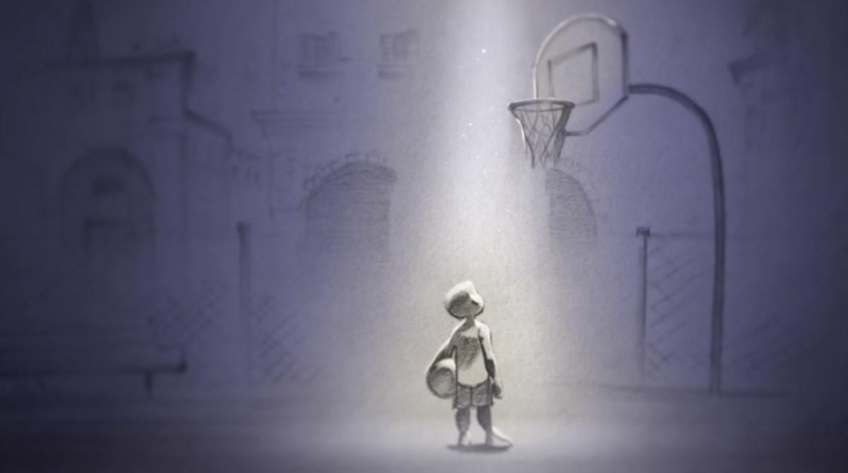 Dear Basketball — Glen Keane & Kobe Bryant