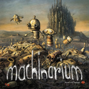 #37 - Machinarium - Tomáš Dvořák