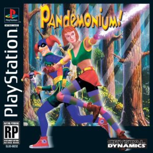 #38 - Pandemonium! - Burke Trieschmann