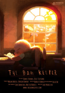Plakát k filmu The Dam Keeper