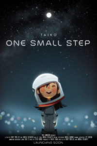 Plakát k filmu One Small Step