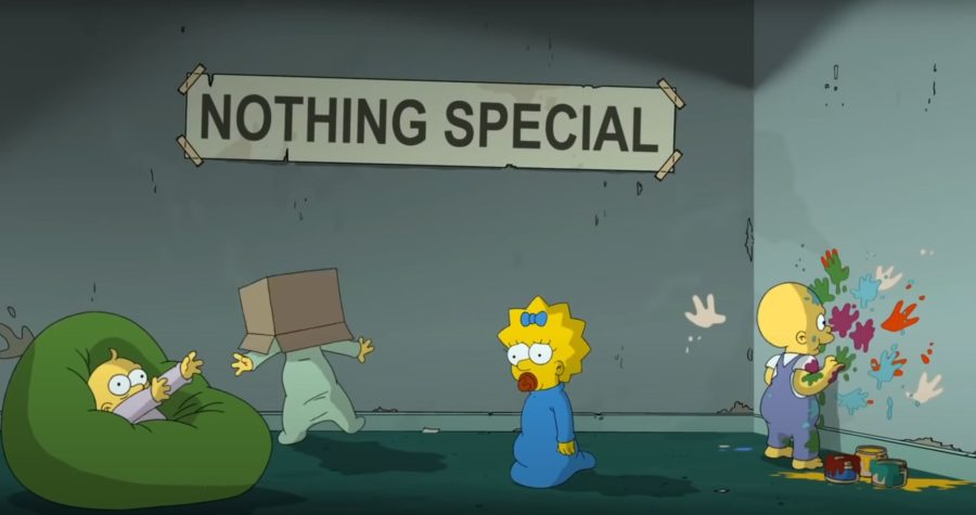 Simpsonovi: Maggie zasahuje (Maggie Simpson in The Longest Daycare) — David Silverman