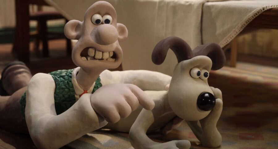 Wallace a Gromit: Otázka chleba a smrti (Wallace and Gromit in 'A Matter of Loaf and Death) — Nick Park