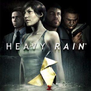 #49 — Heavy Rain — Normand Corbeil