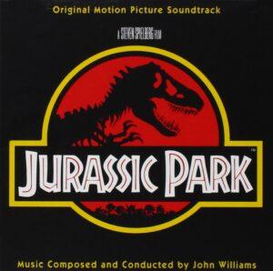 Jurassic Park Soundtrack — John Williams