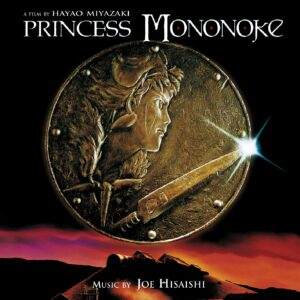 #13 – Princezna Mononoke – Joe Hisaishi