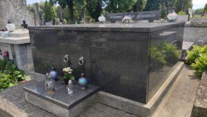 Hrobka rodiny Beksińských v Sanoku