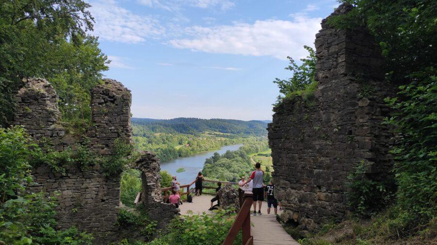 Ruiny hadu Sobień